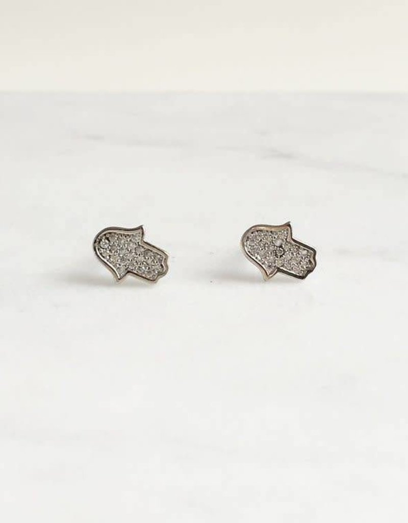 Markang Packaging and Imports EAR Pave Hamsa