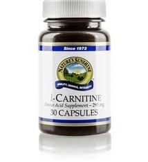 Nature's Sunshine L-Carnitine (30 caps) (ko)