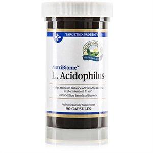 Nature's Sunshine Acidophilus Probiotics (90 caps)