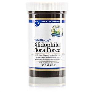 Nature's Sunshine Bifidophilus Flora Force (90 caps)