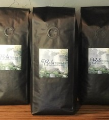 Bela Terra Coffee   Organic Honduran Roast   Whole Bean 1lb