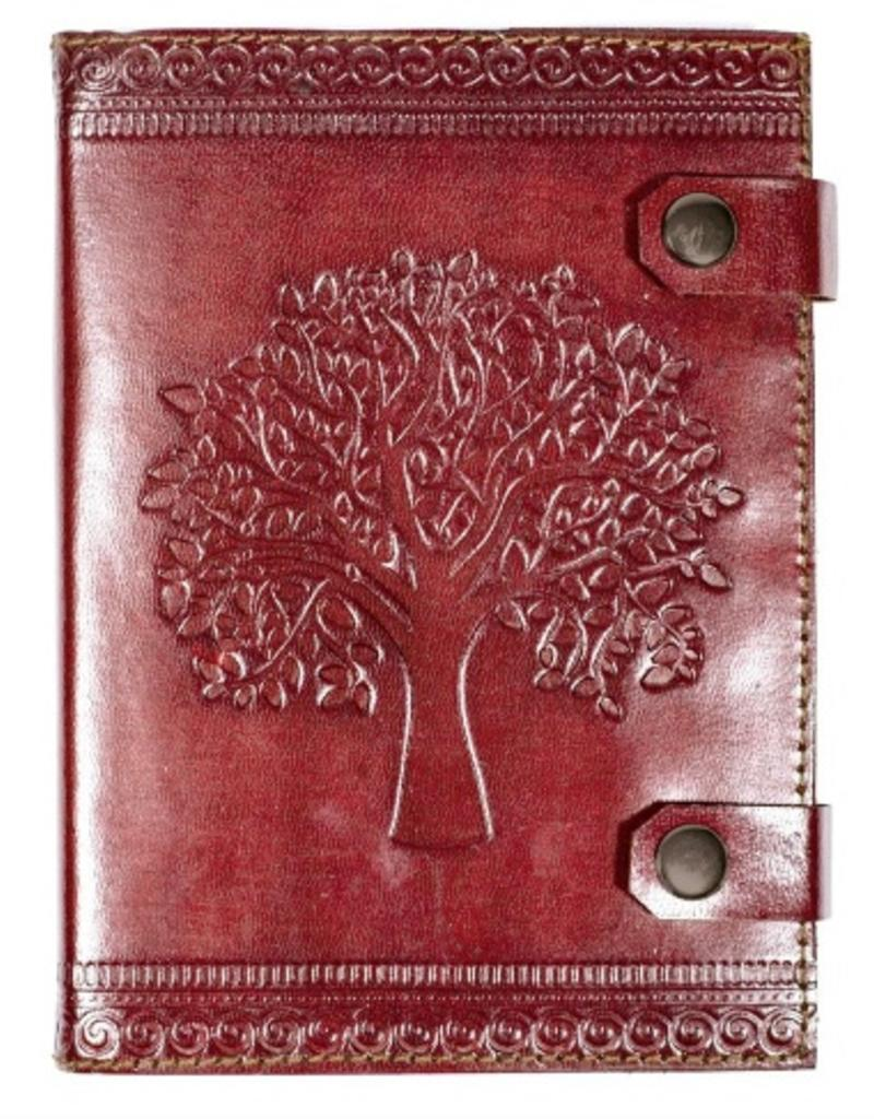 Tree of Life Leather Journal 18