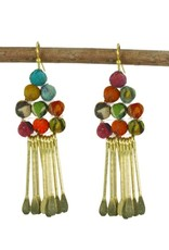 Kantha Chime Earrings