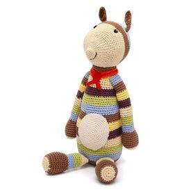 Large Animal Donkey, Giraffe, Squirrel, Bunny