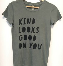 Kind Looks Good On You Tee Shirt