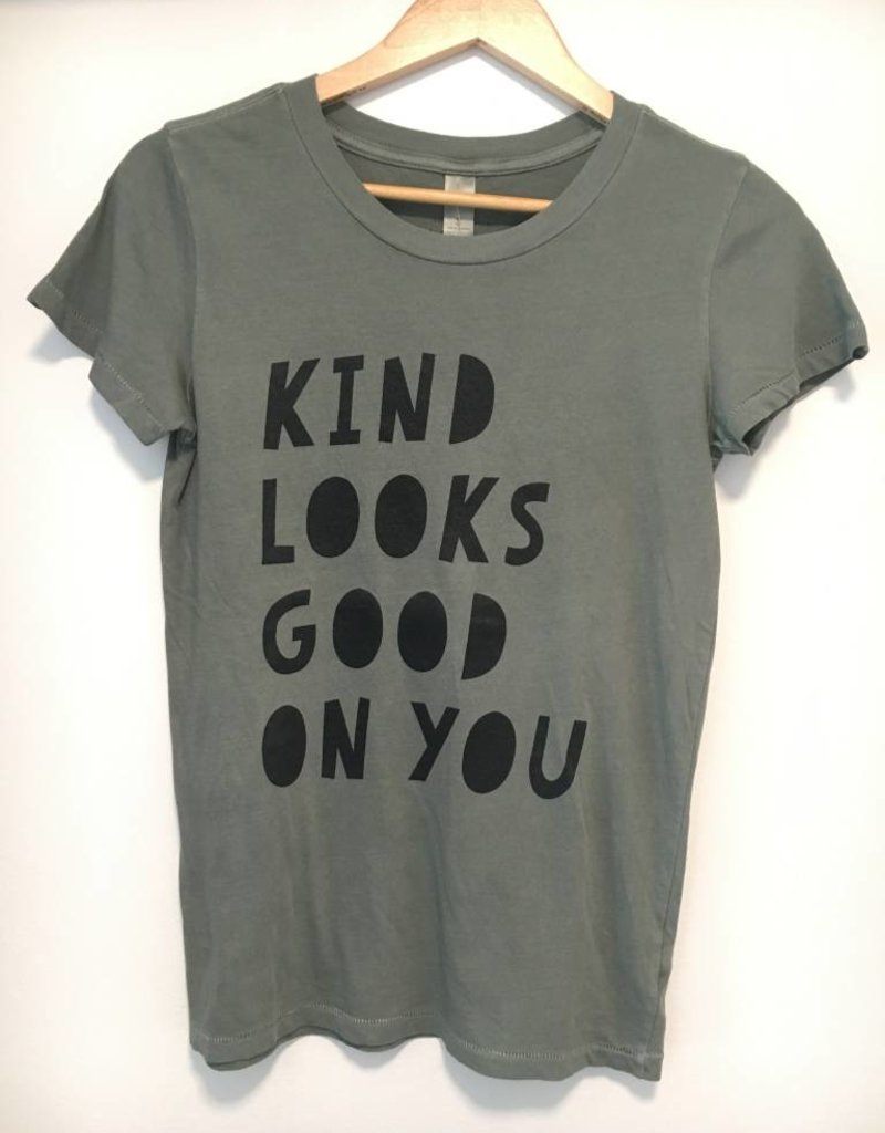 Kind Looks Good On You Tee Shirt