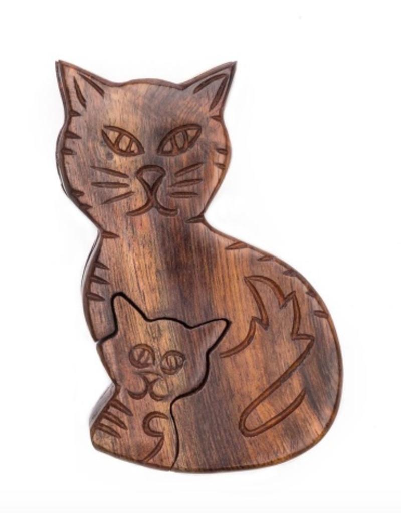 Mama Cat Puzzle