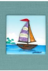 Sailboat Sticky Note