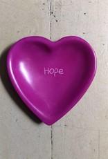 Hope Heart Dish