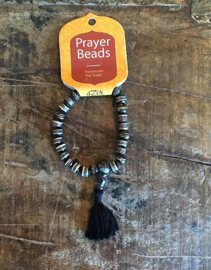 Mala Prayer Bead Bracelet
