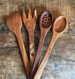 Wood Utensil Set