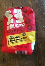 Mind, Body & Soul, Ground Coffee