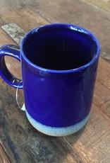 Farmhouse Cobalt Tall Mug