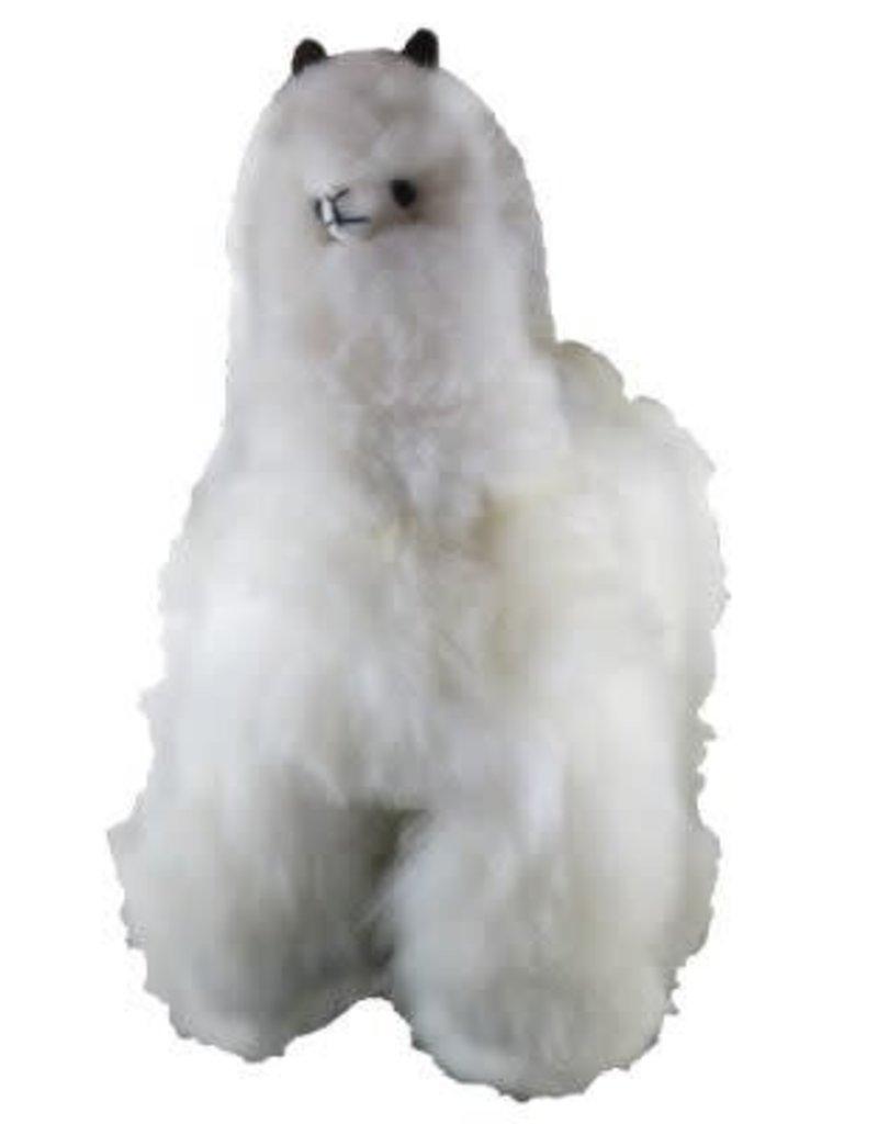 "Peru, Long Haired Alpaca, 13"""
