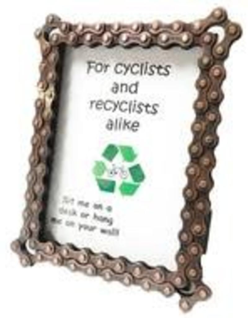Bike Chain Frame