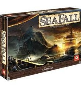 Plaid Hat Games SeaFall - Un Jeu Legacy (FR)