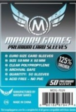 Mayday Games 7029 Sleeve «euro» 59mm X 92 mm Deluxe / 50