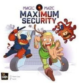 Sit Down Magic Maze: Ext. Maximum Security (FR)