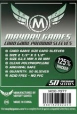 Mayday Games 7077 Sleeve 63.5mm X 88mm Deluxe / 50