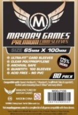 Mayday Games 7106 Sleeve «magnum copper» 65mm X 100mm Deluxe / 50