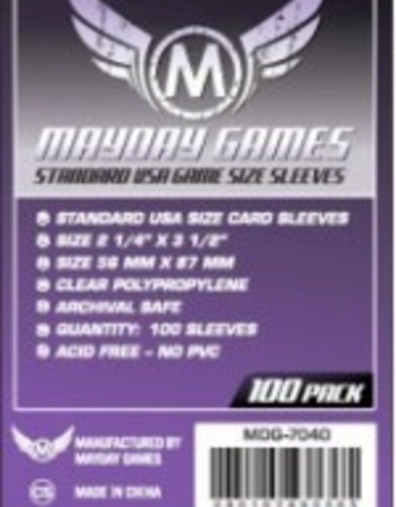 Mayday Games 7040 Sleeve «USA» 56mm X 87mm / 100