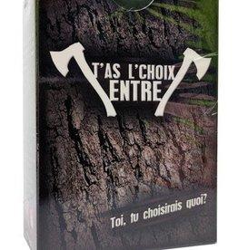 Les Éditions Smash T'as L'Choix Entre (FR)