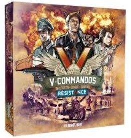 Triton Noir V-Commando: Ext. Résistance (ML)