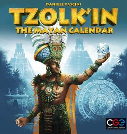 Czech Games Edition Tzolk'in the Mayan Calendar (EN)
