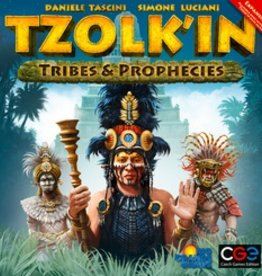 Czech Games Edition Tzolk'in the Mayan Calendar: Tribes and Prophecies (EN)