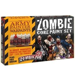 Gale Force Nine Warpaint Zombie Core Paint Set