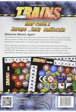 Alderac Entertainment Group Trains Map Pack 2 (EN)