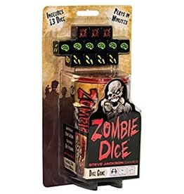 Steve Jackson Games Zombie Dice (EN)