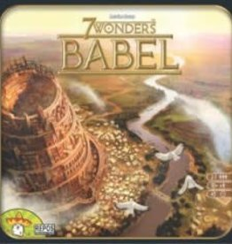 Repos Production 7 Wonders: Exp. Babel (FR)