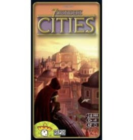 Repos Production 7 Wonders: Ext. Cities (FR)