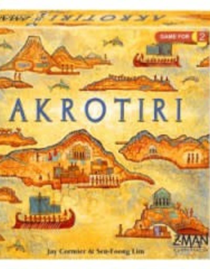 Z-Man Games Akrotiri (FR)