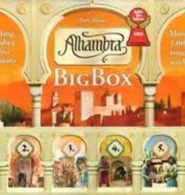 Queen Games Alhambra Big Box (EN)