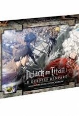Cryptozoic Entertainment Attack on Titan: Le Dernier Rempart (FR)
