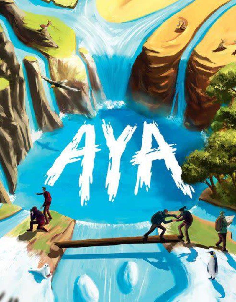Black Rock Editions Aya (FR)