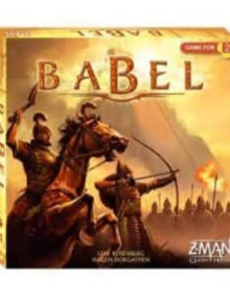 Z-Man Games Babel (EN)
