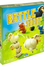 Blue Orange Battle Sheep (ML)