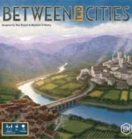 Greater Than Games Between Two Cities (EN)