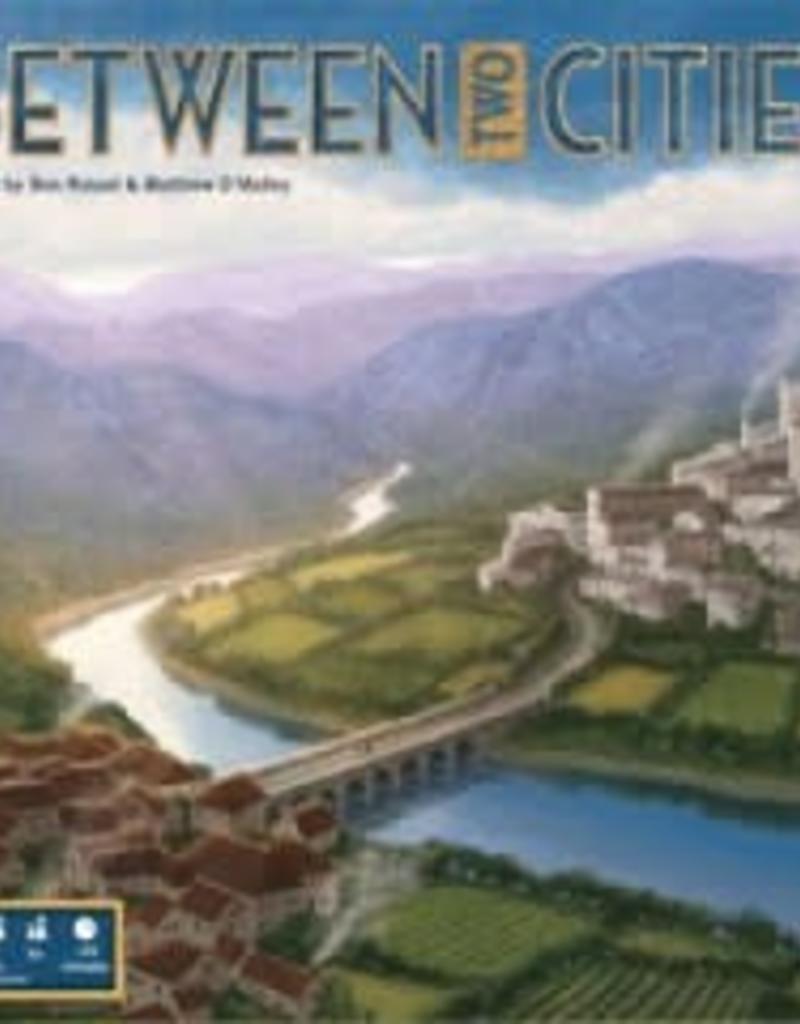 Greater Than Games Between Two Cities (EN)