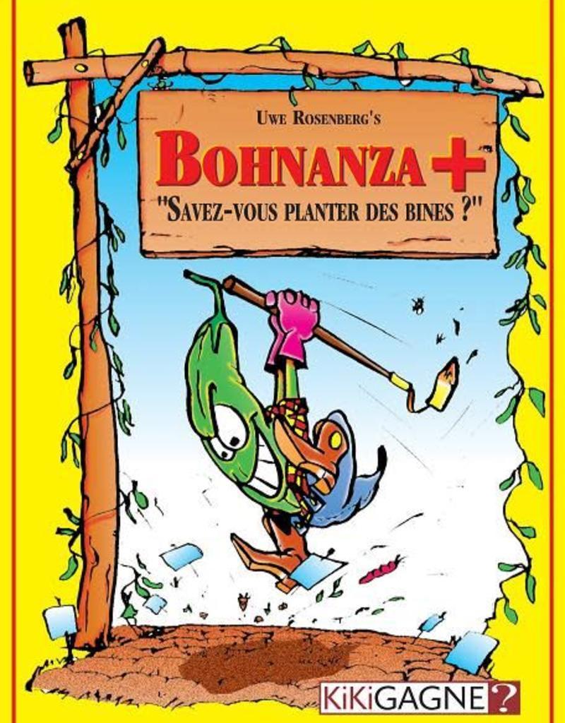Kikigagne Bohnanza + (fr)