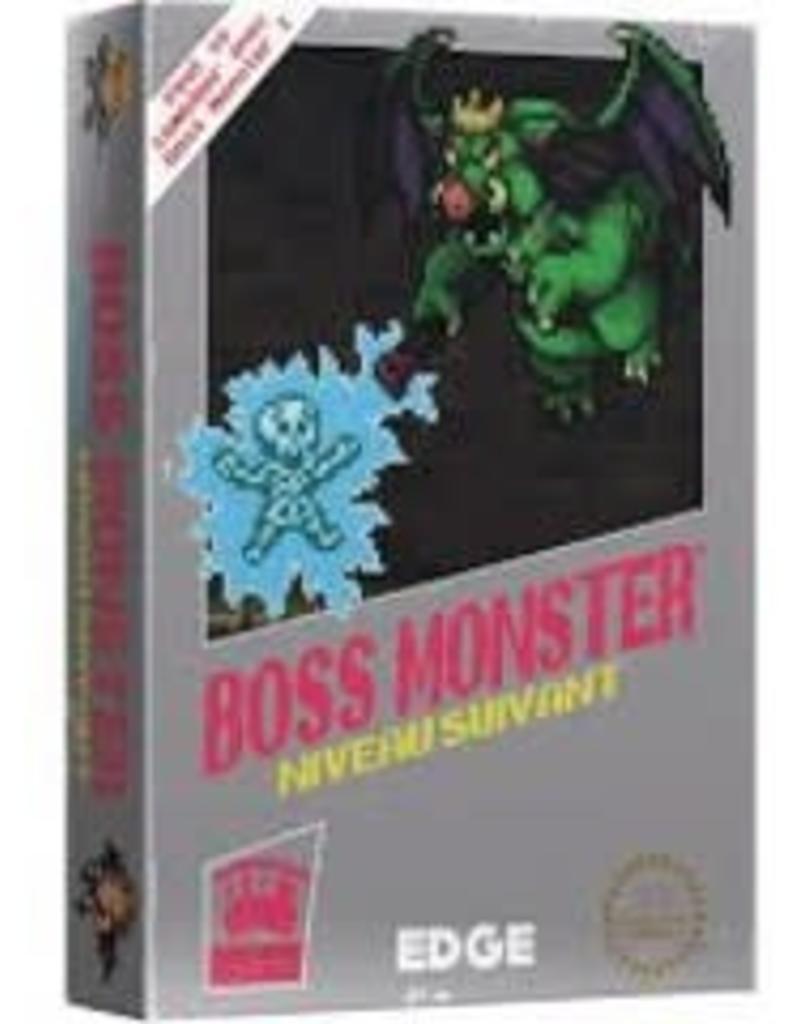 Edge Boss Monster - Niveau Suivant (FR)