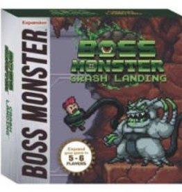 Brotherwise Boss Monster: Exp Crash Landing (eng)