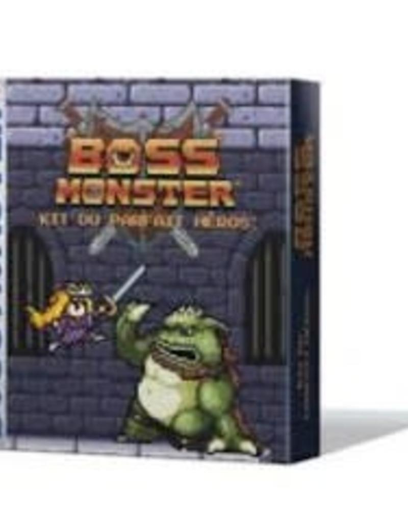 Edge Boss Monster: Ext. Kit du Parfait Héro (FR)