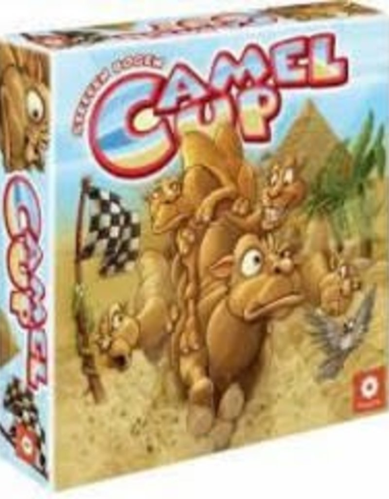 Eggertspiel Camel Up (fr)