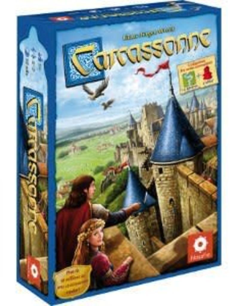 Z-Man Games Carcassonne Nouvelle Édition (fr)