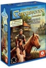 Z-Man Games Carcassonne: Ext. Auberges et Cathédrales (FR)