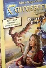 Z-Man Games Carcassonne: Ext. Princesse et Dragon (FR)